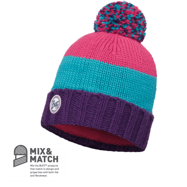 Christmas gift guide 2017 - Ladies - Buff Bobble hat
