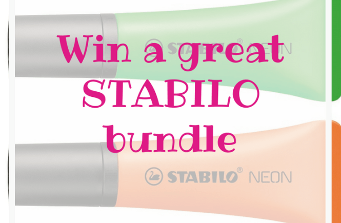Win a great STABILO Bundle