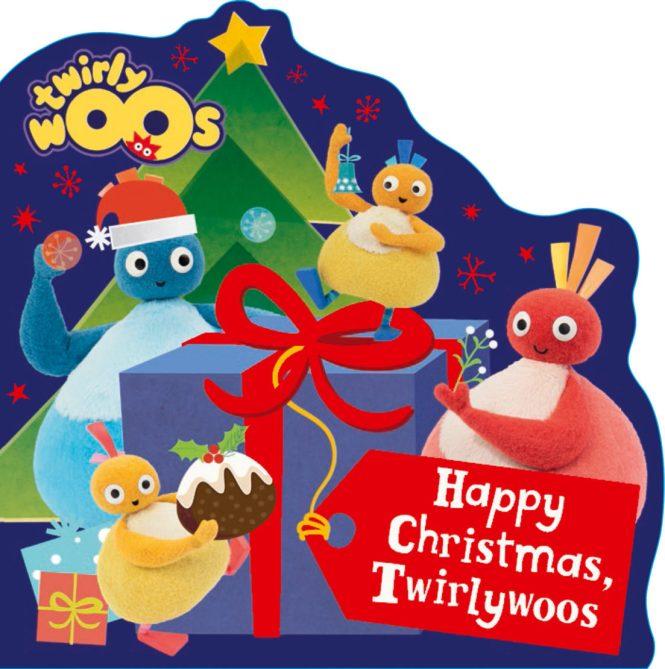 Happy Christmas Twirlywoos
