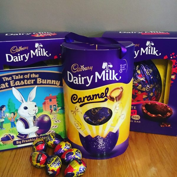 The Tale of The Great Easter Bunny with Cadburys