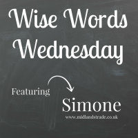 Wise Words Wednesday with Simone
