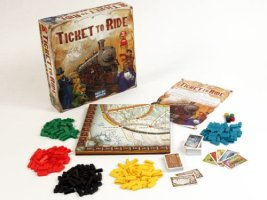 *Review* Tickets to Ride by Days of Wonder