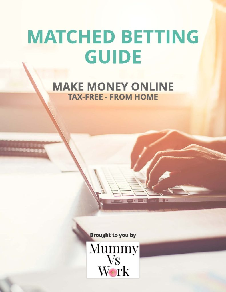 A beginner's guide to making money from matched betting #Matchedbetting #MakingMoney #aff