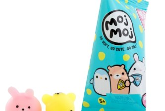 *Prize Draw* 8 Packs of Moj Moj Squishy Toys