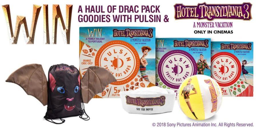 Pulsin kids' & Hotel Transylvania 3 bundle