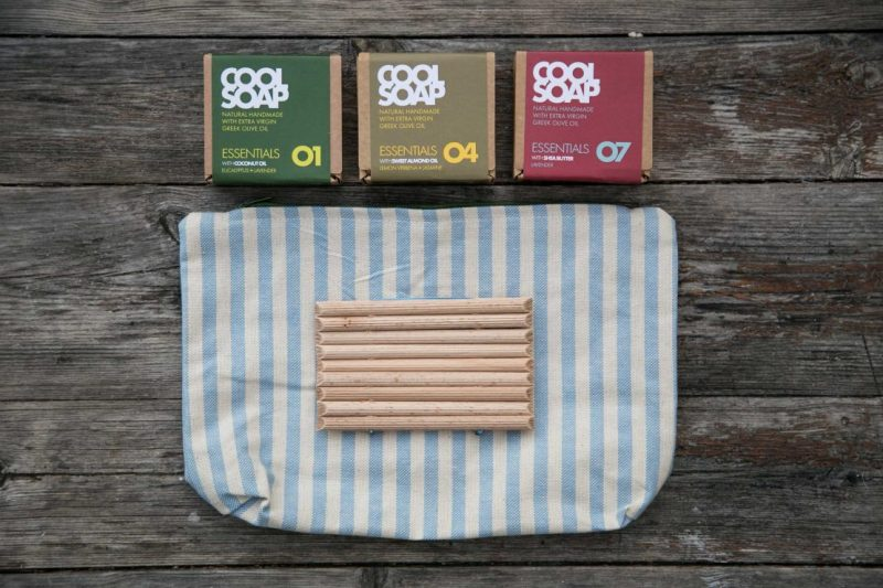 The Cool Projects - Craft Gift Box with Toiletry Bag
