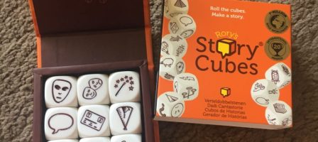 *Review* Rory's Story Cubes