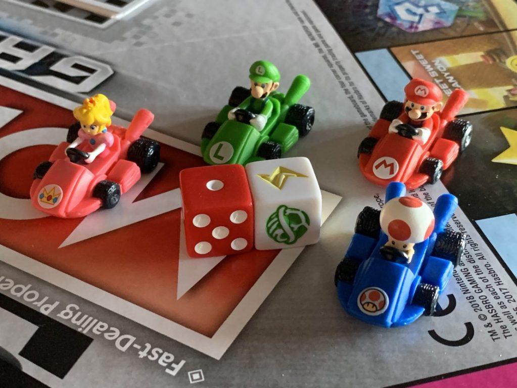 *Review* Monopoly Gamer Mario Kart