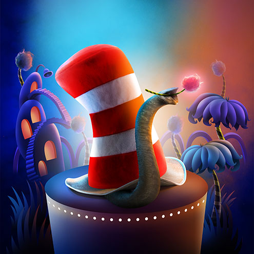 Win a family ticket to see Suessical the Musical