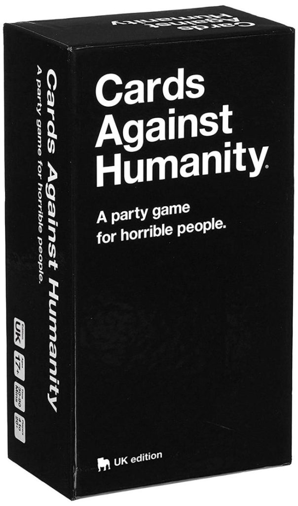 Christmas gift guide for adults - Christmas 2018 - Cards Against Humanity