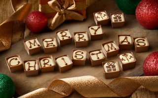 Getting ready for the festive season with personalised chocolates and more