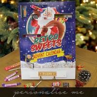 *Prize Draw* Retro Sweet Advent Calendar