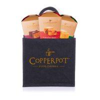 *Prize draw* Luxury Festive fudge gift set with jute bag
