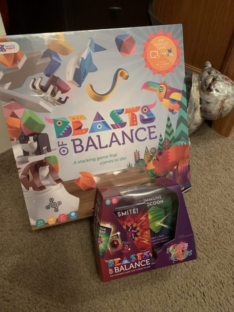 *Review* Beasts of Balance