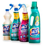 *Prize draw* Win one of four ACE cleaning bundles