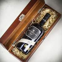 *Prize draw* Cotswolds Dry Gin in Personalised Premium Wood Gift Box