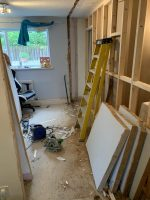 So it begins…. building work has commenced!