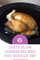 Foodie Friday – 6 yummy slow cooker recipes you should try