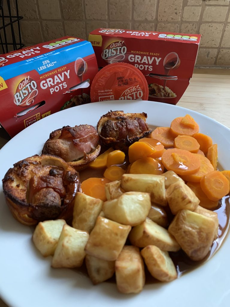 Making mealtimes easier with new Bisto gravy pots