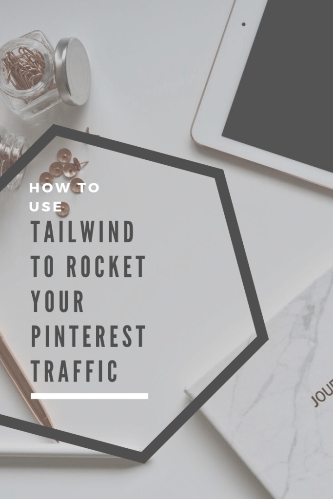 How to use Tailwind to rocket your Pinterest Traffic #Pinterest #Tailwind #Bloggingtips