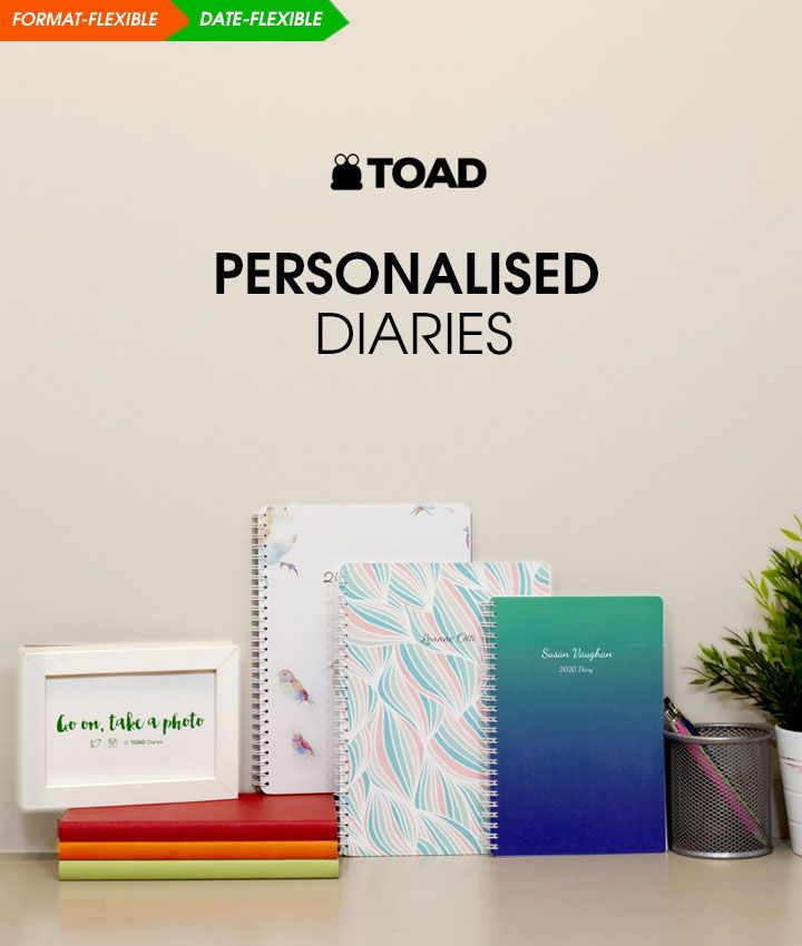 Win £30 to spend at Toad Diaries