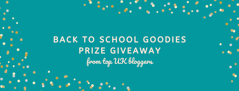 *Prize draw* Back to school bundle
