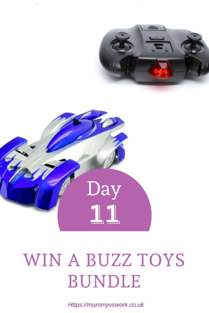 Win a Buzz Toys bundle