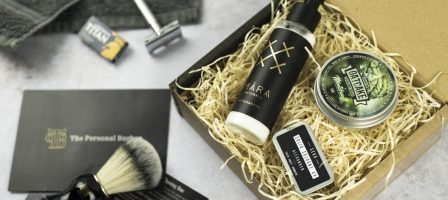 Day 9 – Win a one-off shaving kit from The Personal Barber