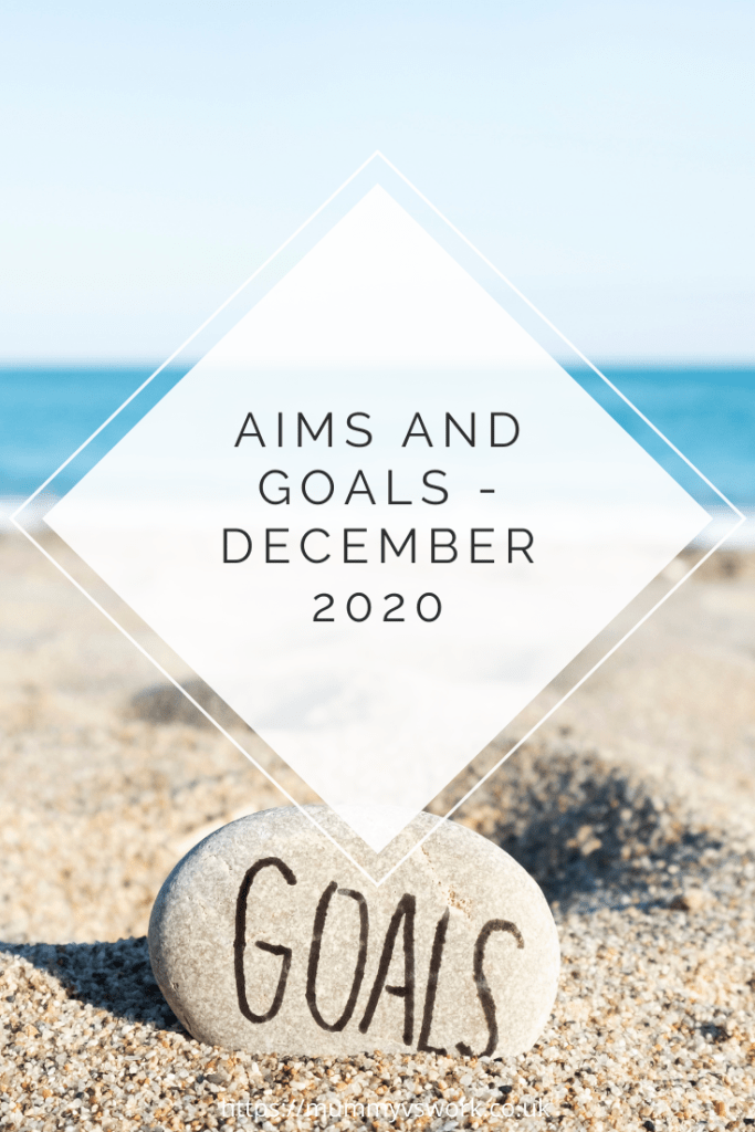 Aims and goals - December 2020