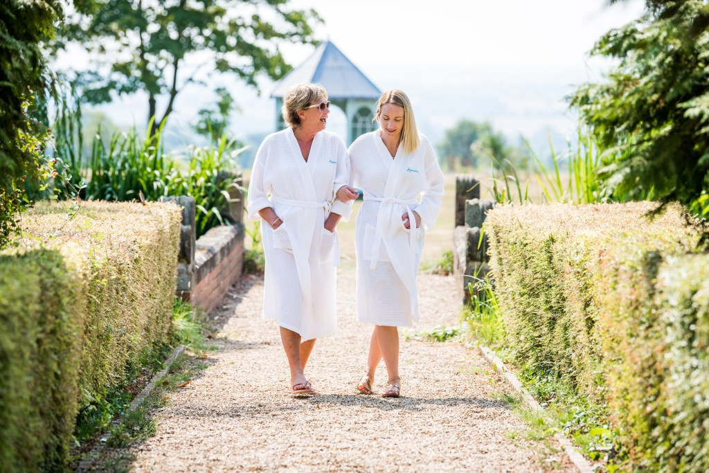 Win a Clarins Mum and Me Time Day for two at Ragdale Hall Spa