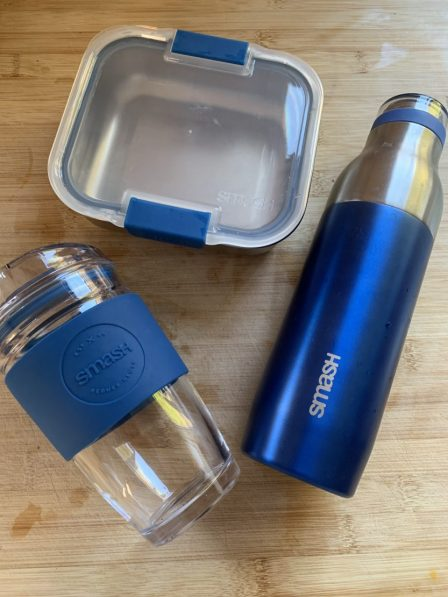 Lunch on the go with SMASH BLUE – Review