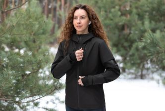 GAMMA: Heated jacket for all occasions