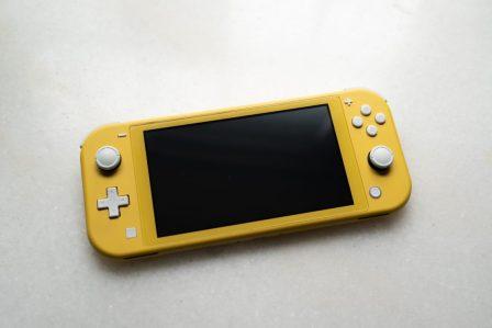 Nintendo Switch Lite giveaway