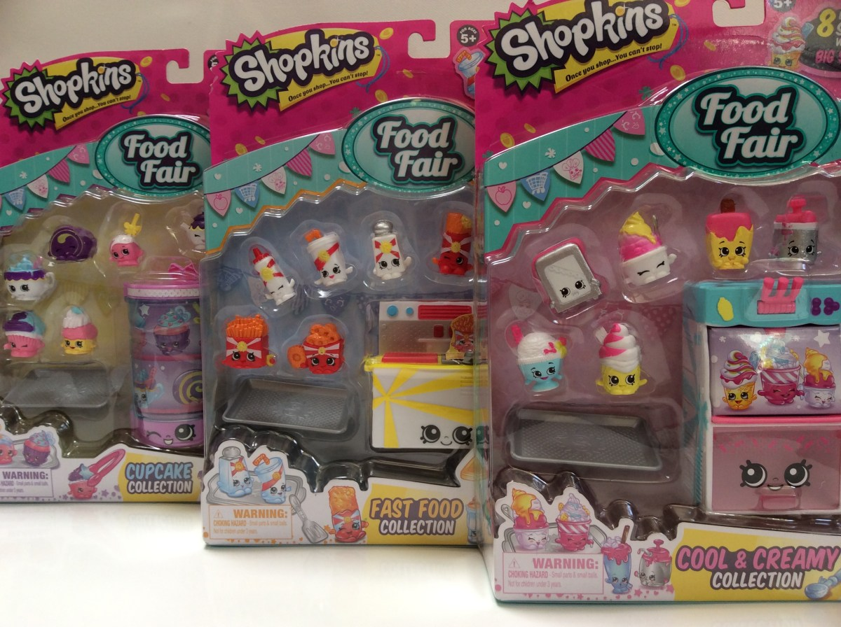 Win 3 Food Fair SHOPKIN packs! - to enter make up your own cool Shopkin name (Comp Closed)