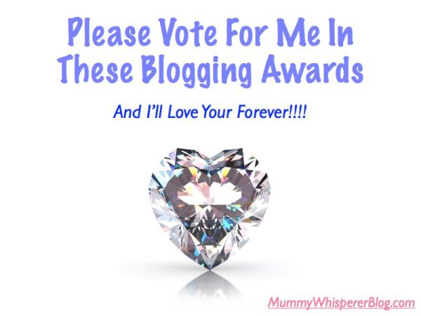 UK Mummy Blogging Awards
