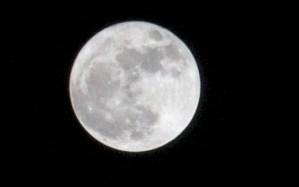 Full moon is magic