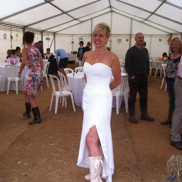 Mrs Connor Getting Married At Penn Festival