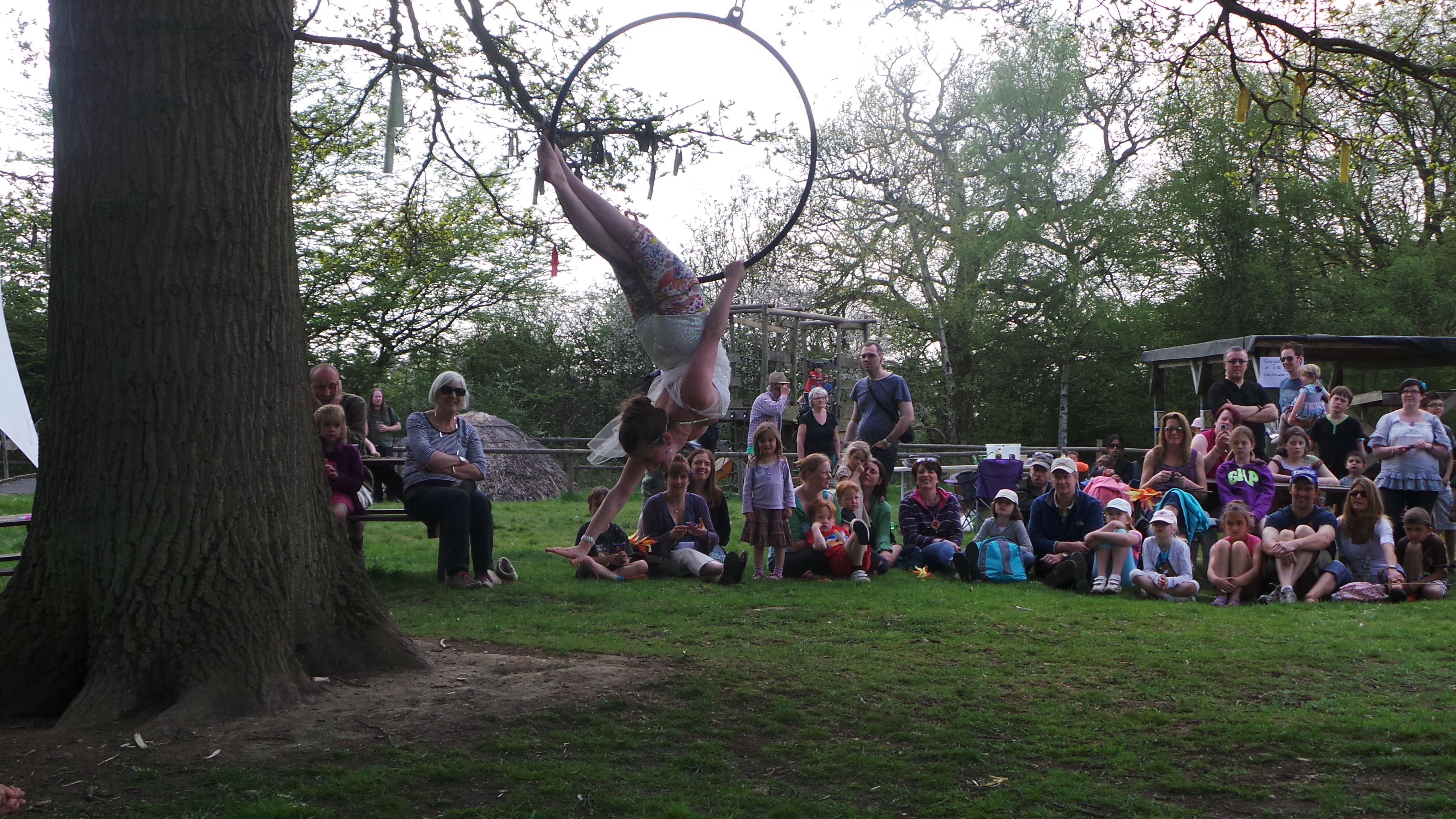 Review of Celtic Harmony Beltane Festival