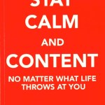 Small stay calm and content
