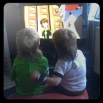 Ben 10 fever takes hold!