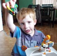 Makaton Monday Lego