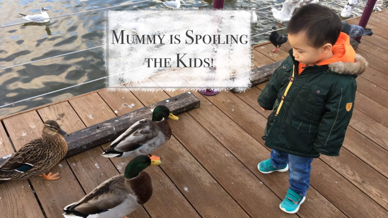 Mummy is Spoiling the Kids! - Mummy Wishes