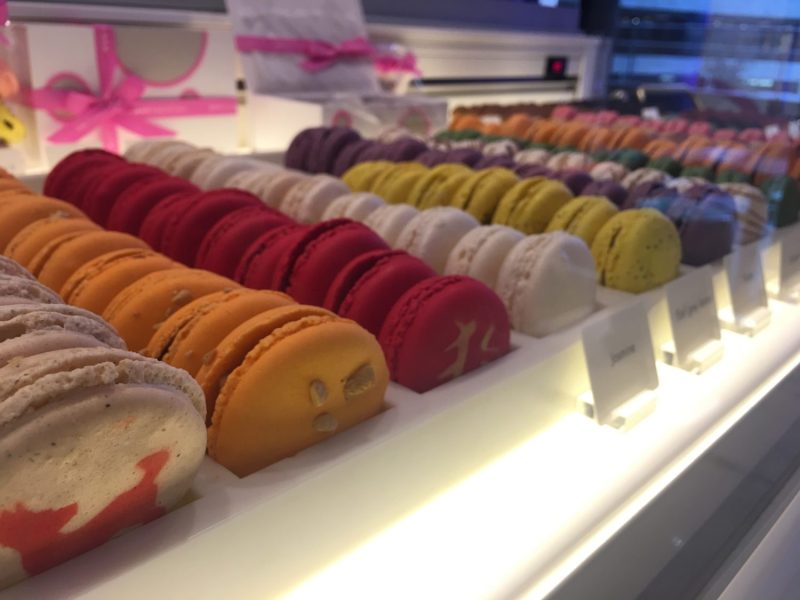 Yauatcha Patisserie - A review
