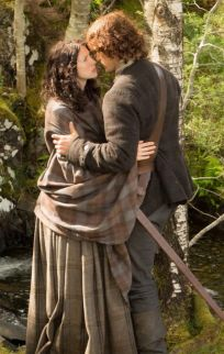 Jamie and Claire 2