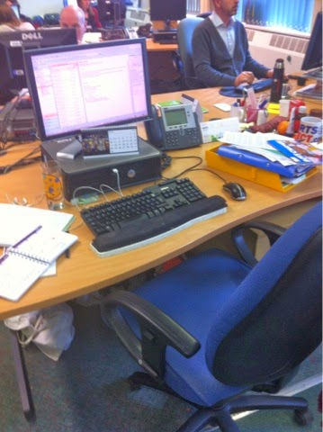 Desk-work-redundancy