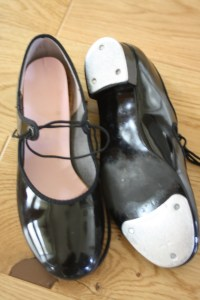 tap shoes, daughter, 365