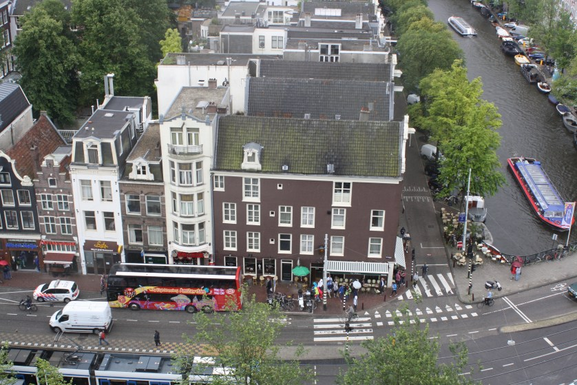 Wester Tower, Amsterdam, View, Holiday
