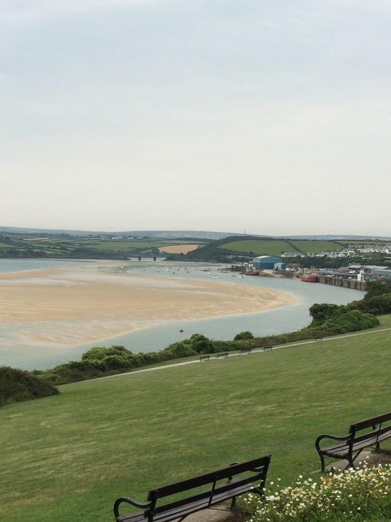 Padstow, Cornwall, Holiday, Camel Estuary