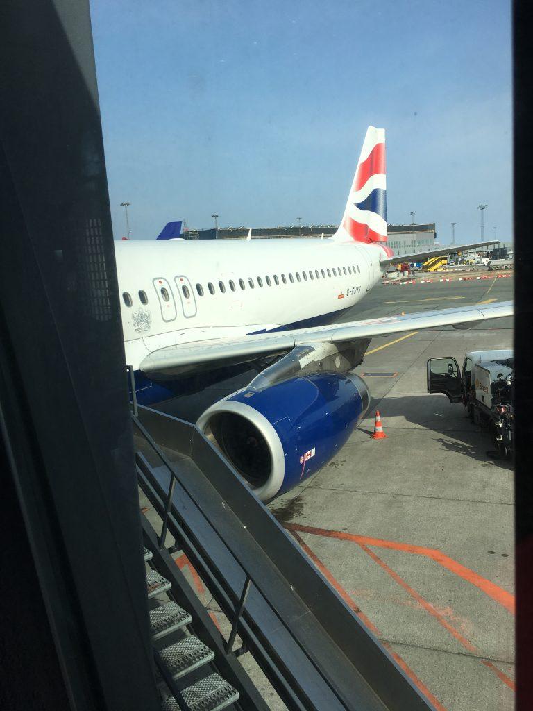 Aeroplane, British Airways, Copenhagen airport, Flying home, 365