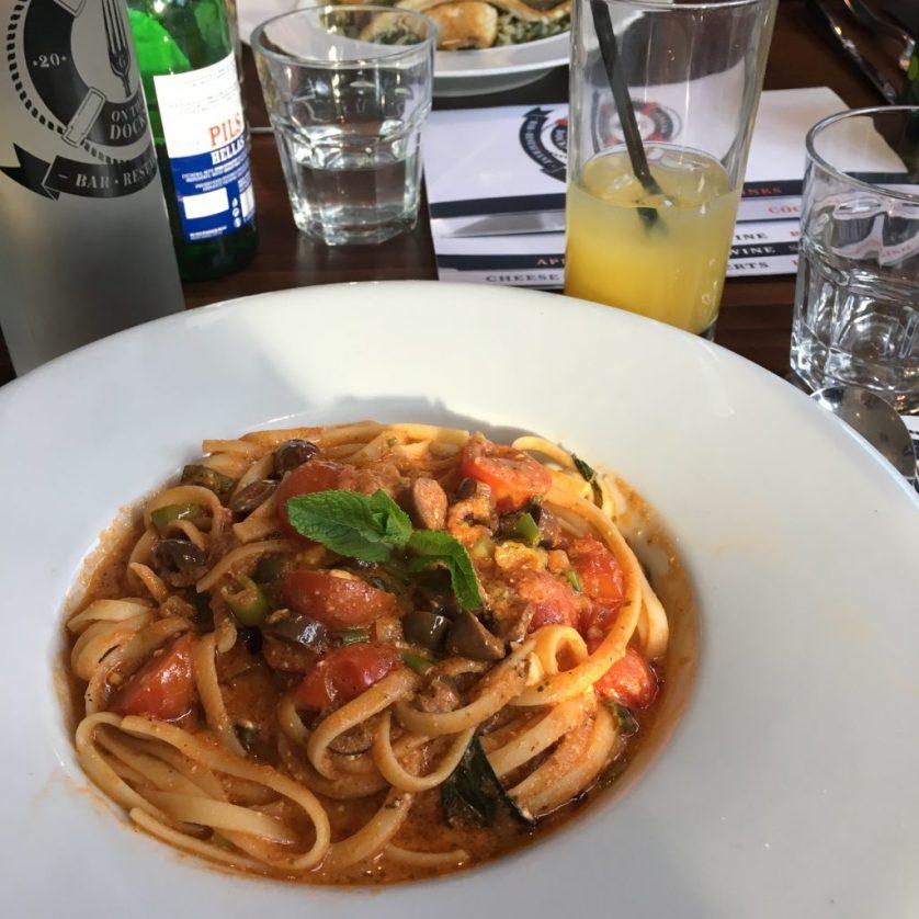 Pasta, Work, Colleagues, Dinner, 365